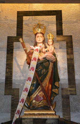 Virgen de Aravalles