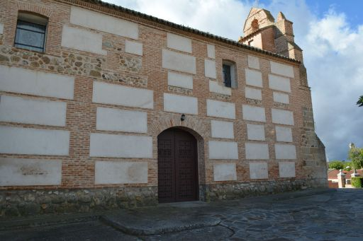 Iglesia de San Miguel, lateral