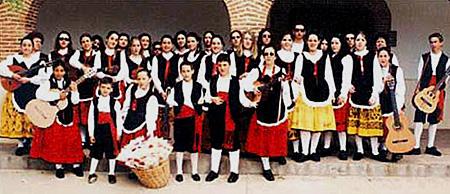 Coro de los Mayos