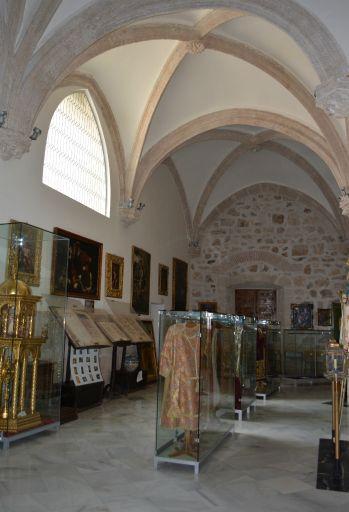 Iglesia Colegiata, museo