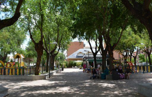 Parque Arco de Toledo