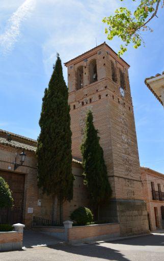 Iglesia parroquial de la Inmaculada Concepción, exterior