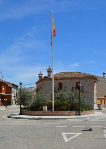 Plaza del Caño y Homenaje a la Bandera