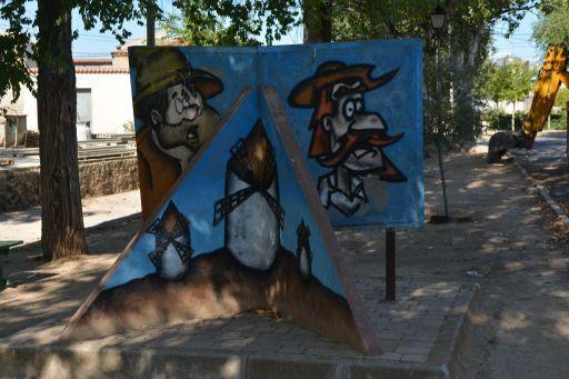 Parque del Quijote 5