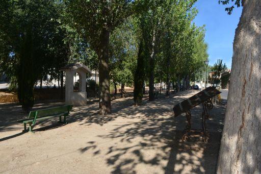 Parque del Quijote 1
