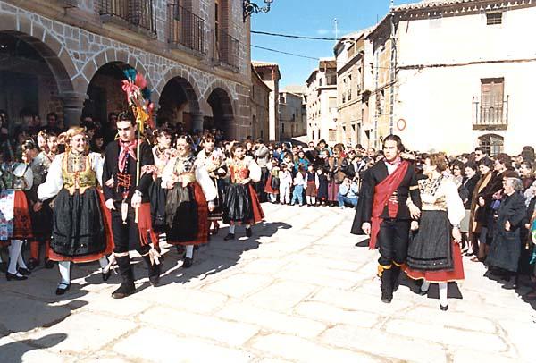 Baile de la Soldadesca - Carnaval