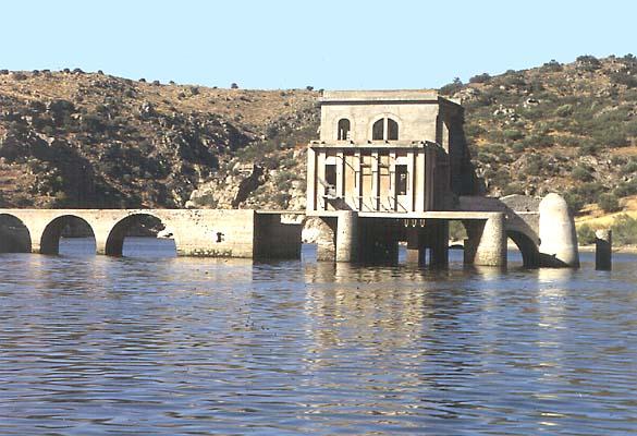 Central de la Hidroeléctrica o - Fábrica de la Luz -