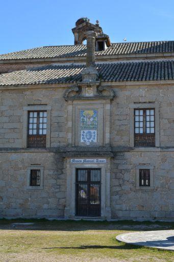 Convento, detalle