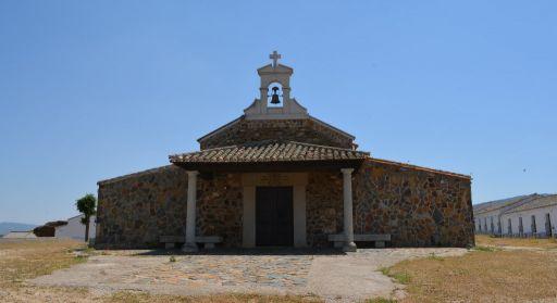 Ermita de la Virgen del Milagro, exterior