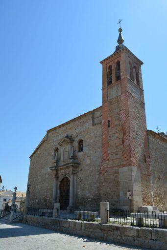 Iglesia parroquial de San Pedro Apóstol, exterior