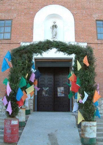 Arco de la Festividad de los Quintos
