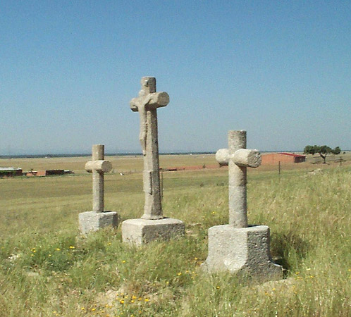 Vía Crucis en piedra