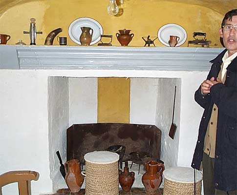 Silo, su cocina