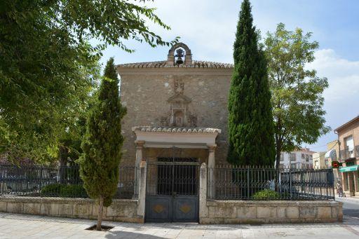 Ermita del Cristo, fachada