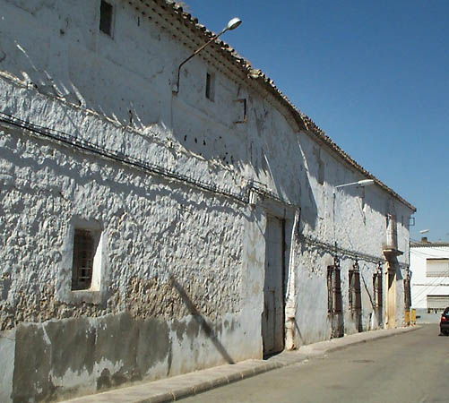 Calle de los Laras
