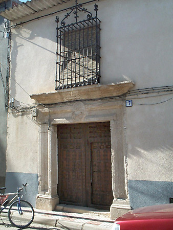 Casa de los Laras
