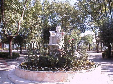 Estatua Parque Municipal