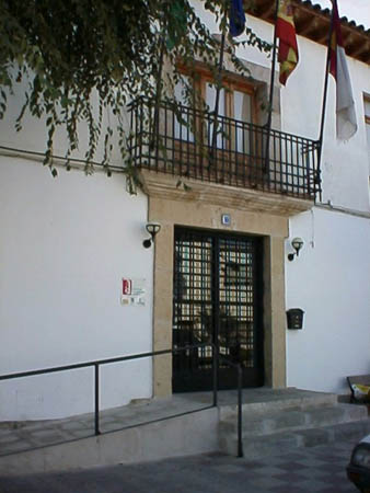 Fachada Casa de la Cultura
