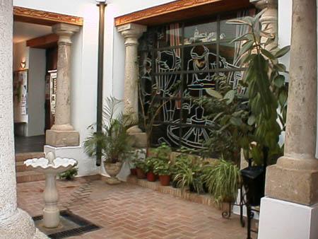 Interior Casa de la Cultura (c)