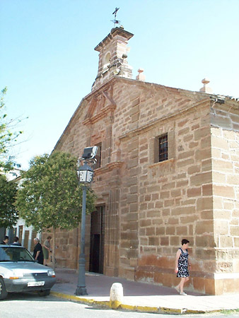 Ermita del Cristo de Santa Ana