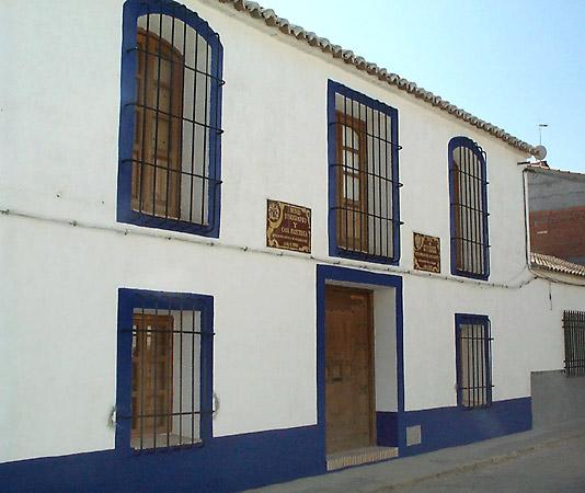 Museo Etnográfico, fachada