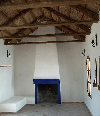 Museo Etnográfico, interior
