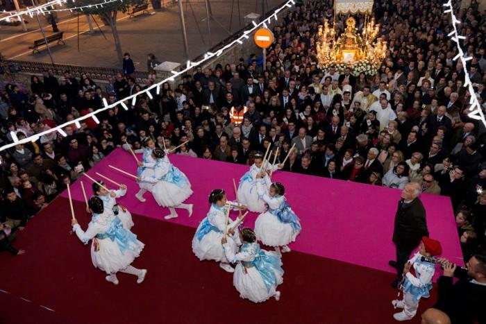 Fiesta en Honor a la Virgen de la Piedad. Fiesta de Interés Turístico Regional.