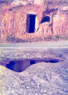 Cuevas trogloditas