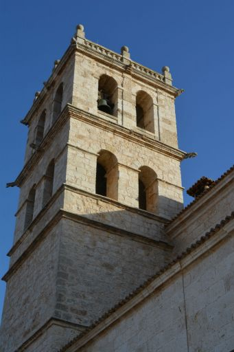 Iglesia parroquial de San Bartolomé, torre