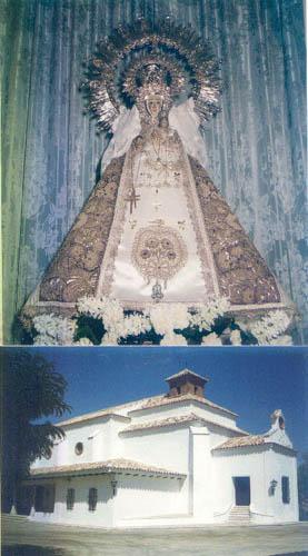 Virgen y Castellar