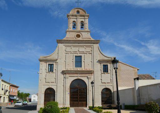 Centro Cultural San Bernardo, fachada Iglesia
