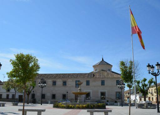 Centro Cultural San Bernardo y homenaje a la bandera