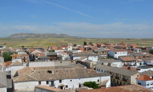 Vista aérea del casco histórico