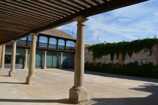 Centro Cultural San Bernardo, patio