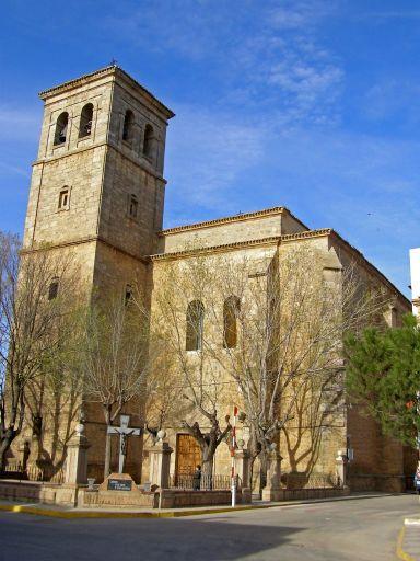 Iglesia parroquial de Nuestra Señora de la Asunción, exterior