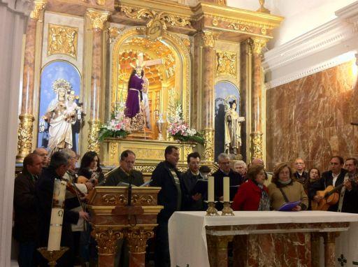 Los Mayos a Jesus Nazareno