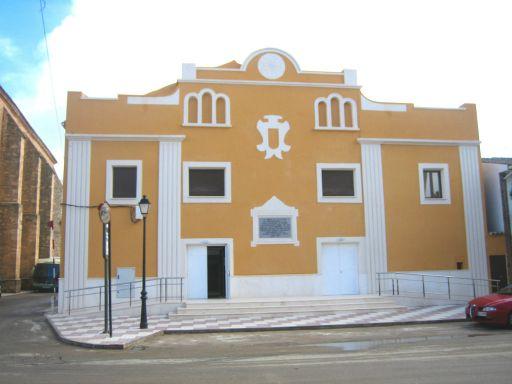 Salón Cultural Cervantes