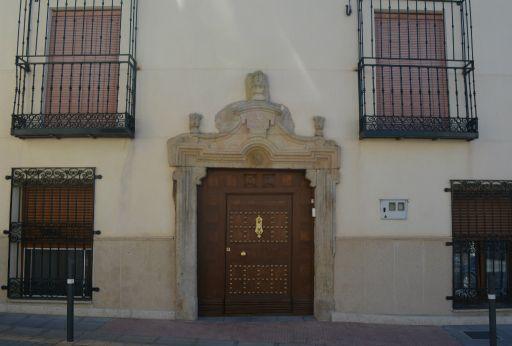 Portón calle Cortijo