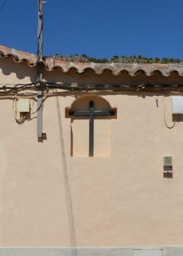 La cruz verde