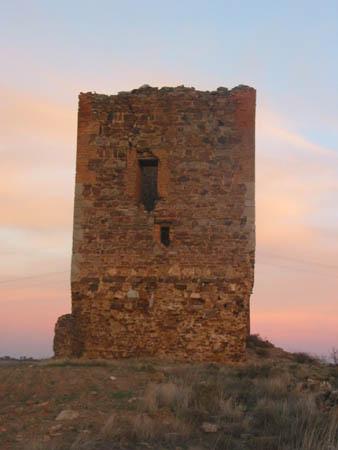 Torre de vigilancia (La Torrecilla)