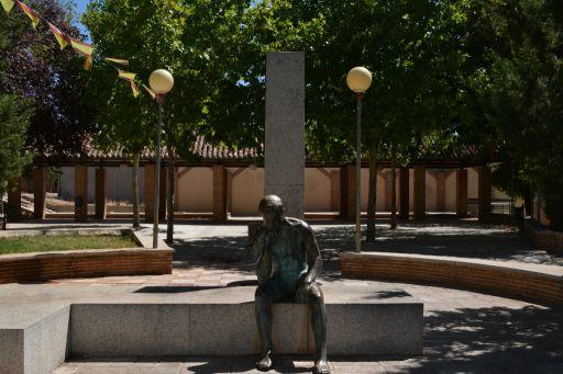 Escultura del pensador