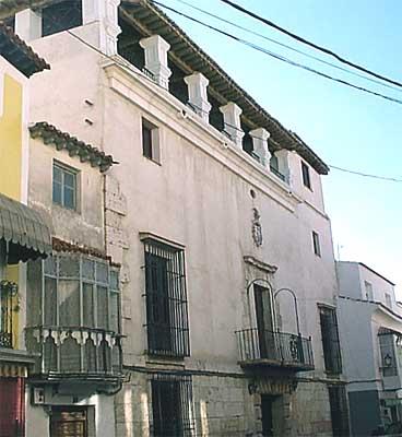 Casa de viviendas