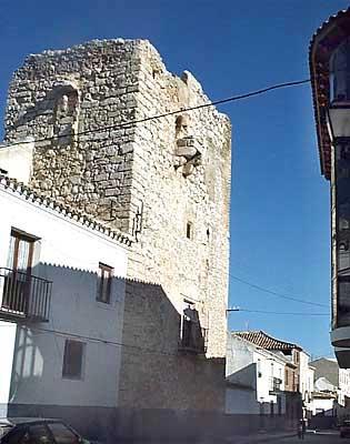 Torre del primitivo recinto amurallado