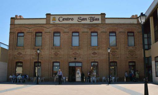 Fábrica de harinas y Centro de San Blas