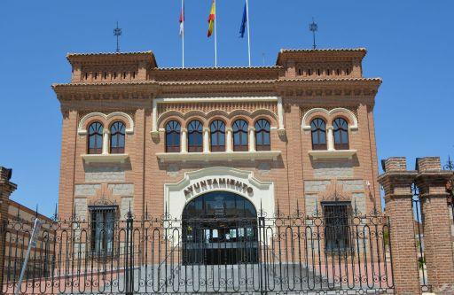 Ayuntamiento y La Casa de Ciriaco