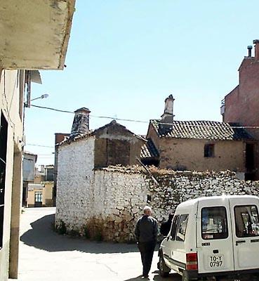 Entorno típico con chimeneas