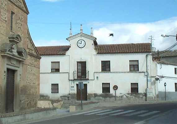 Ayuntamiento antiguo de Argés