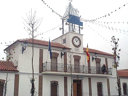 Ayuntamiento de Burujón