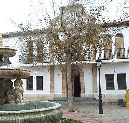 Ayuntamiento de Cabezamesada
