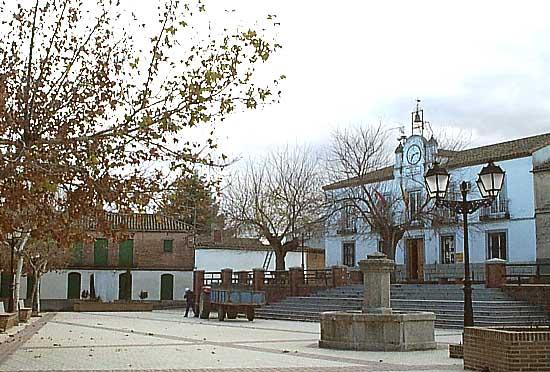 Ayuntamiento de Los Cerralbos